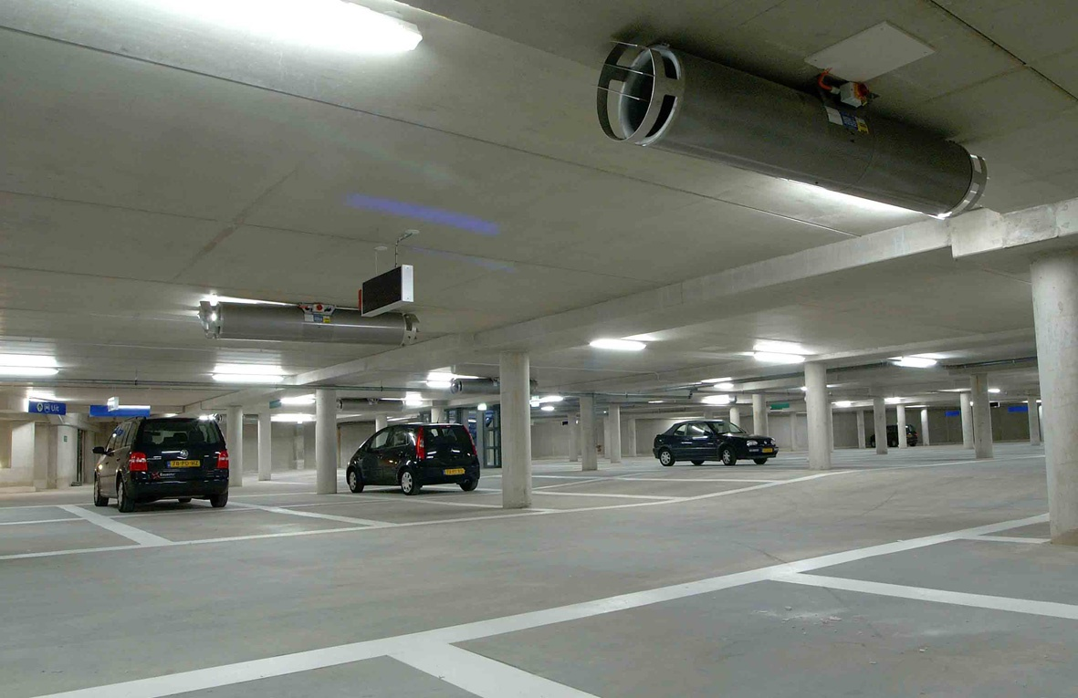 Innovative Car Park Ventilation Solutions For Your Building